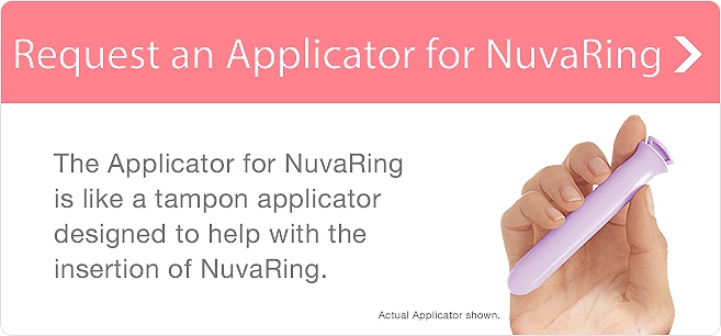 Nuva ring breast size